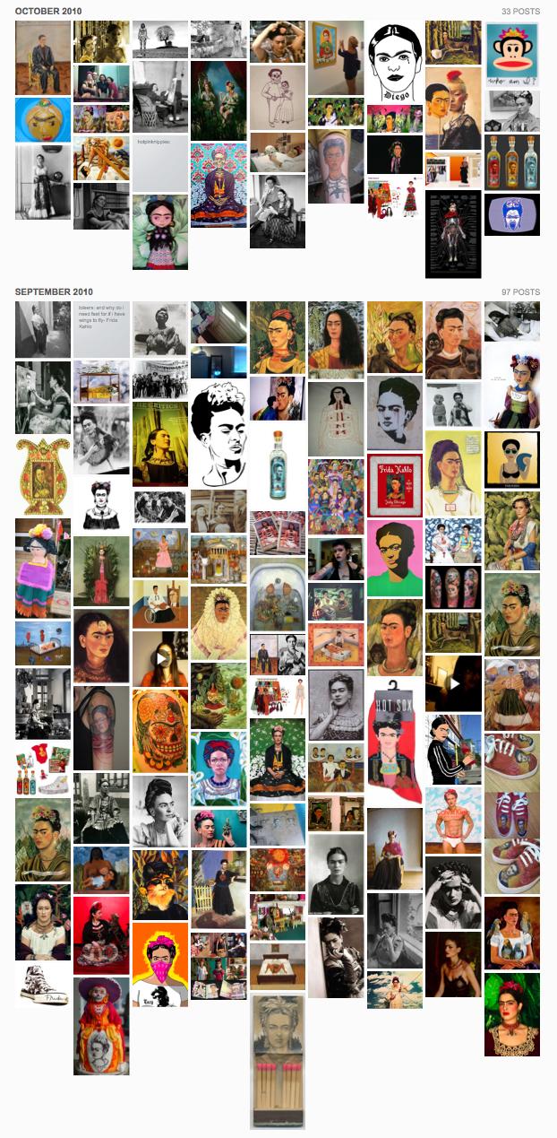 Internet Kahlo Obsessed With Frida Kahlo Gallery