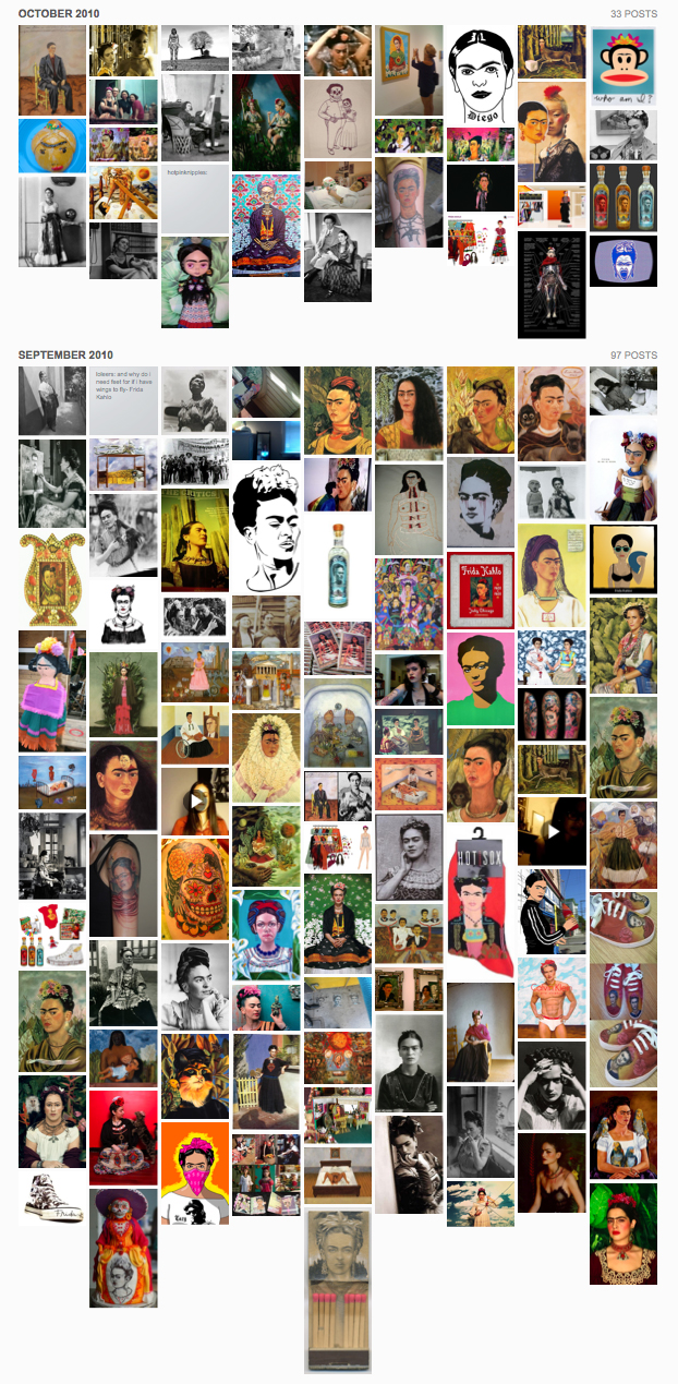 Internet Kahlo Obsessed With Frida Kahlo Gallery