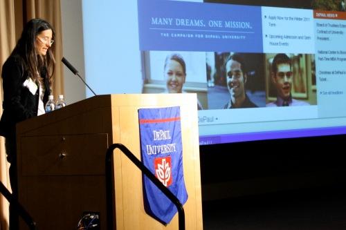 Camilla Fojas, Director of Latin American and Latino Studies at DePaul University