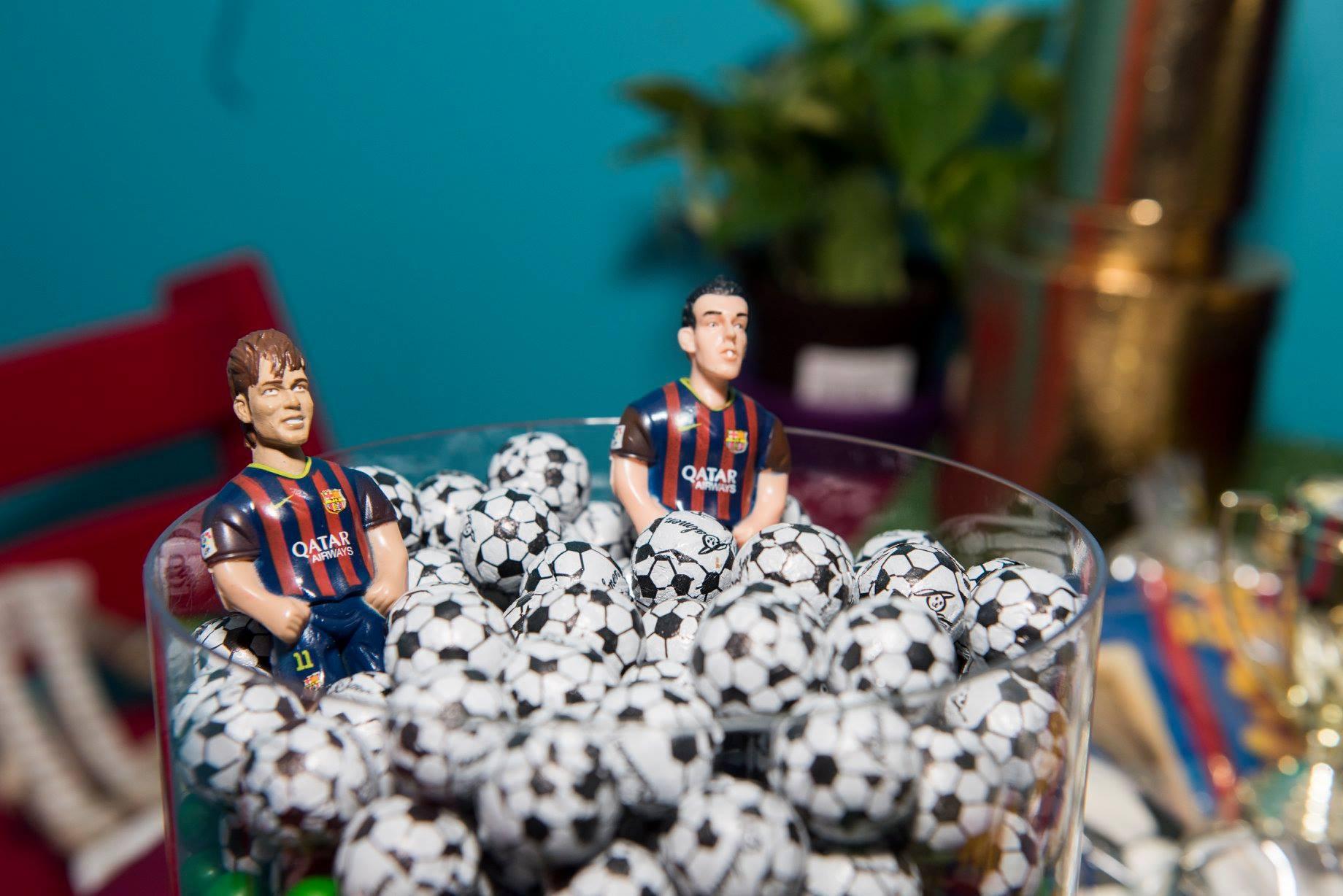 FCB Chocolate Balls