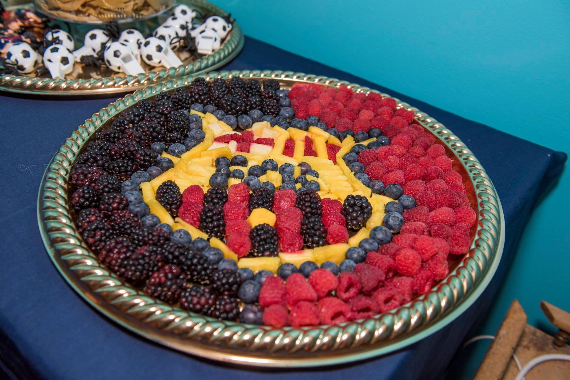FCB Fruit Platter