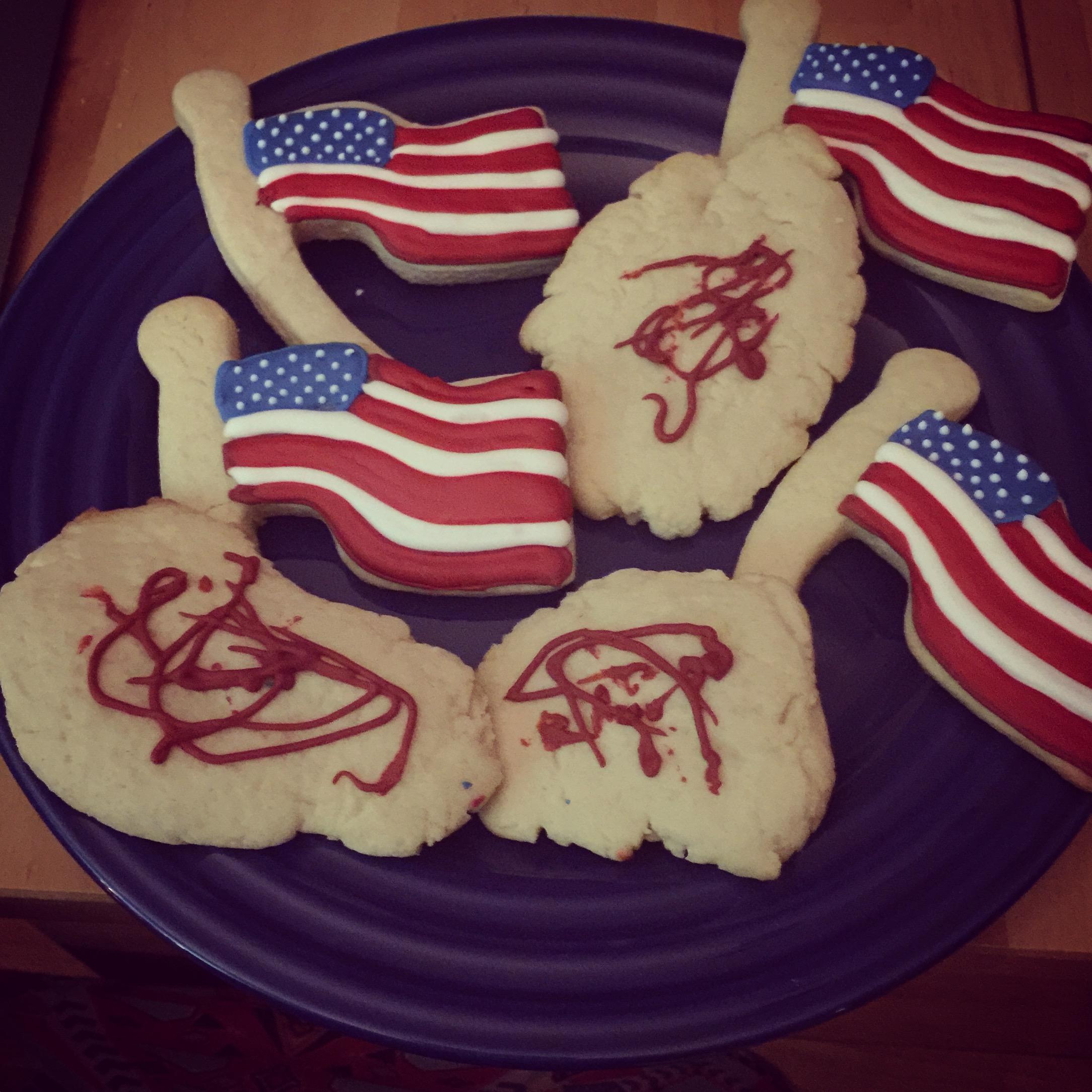 Adan and Mami cookies